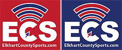 Elkhart County Sports Logo