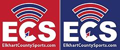Elkhart County Sports Logo